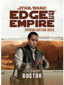 Star Wars Edge of the Empire: Doctor Specialization Deck