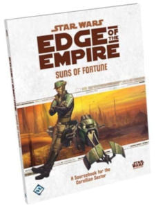 Star Wars: Edge of the Empire - Suns of Fortune Sourcebook