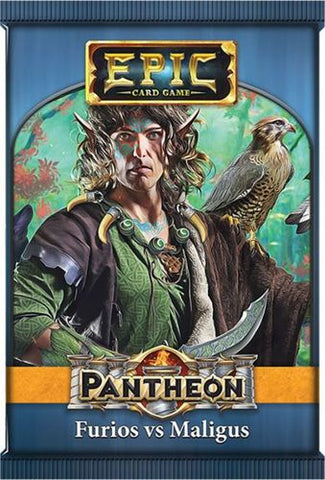 Epic Card Game: Pantheon