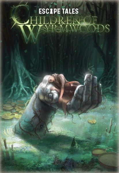 Escape Tales: Children of Wyrmwoods -  Board And Dice