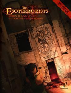 Esoterrorists: 2nd Edition + complimentary PDF