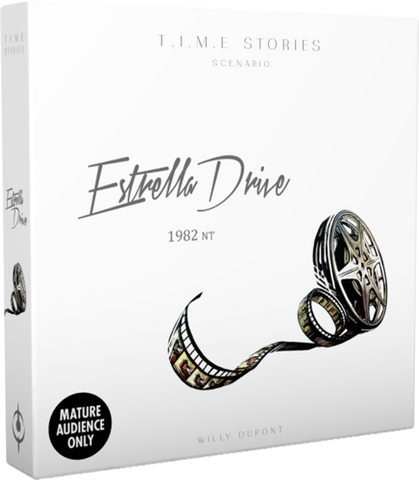 (T.I.M.E.) Time Stories:  Estrella Drive - Leisure Games