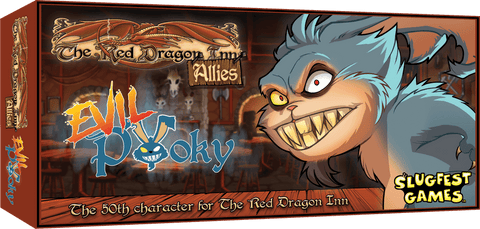 Red Dragon Inn: Evil Pooky
