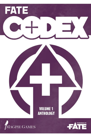 Fate Codex: Anthology Volume One  + complimentary PDF