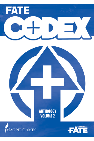 Fate Codex: Anthology Volume Two  + complimentary PDF