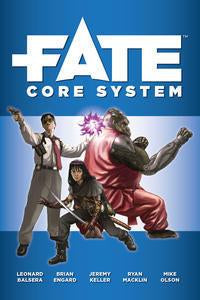 Fate: Core System + complimentary PDF