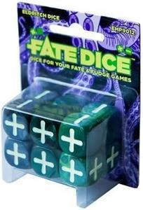 Fate Dice: Eldritch