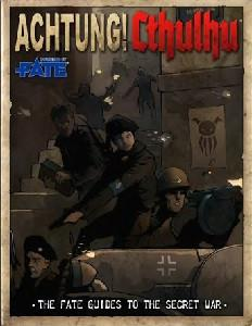 Achtung! Cthulhu: Fate Guide to the Secret War + complimentary PDF - Leisure Games
