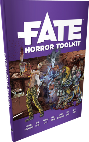 Fate: Horror Toolkit + complimentary PDF