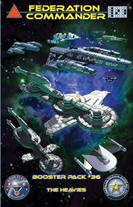 Federation Commander Booster 36: The Heavies