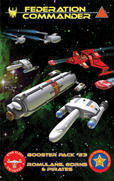 Federation Commander Booster 23: Romulans, Gorns & Pirates