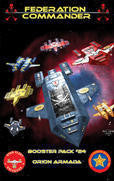 Federation Commander Booster 24: Orion Armada