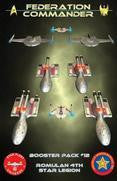 Federation Commander Booster 12: Romulan 4th Star Legion