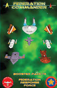 Federation Commander Booster 4: Federation Response Force