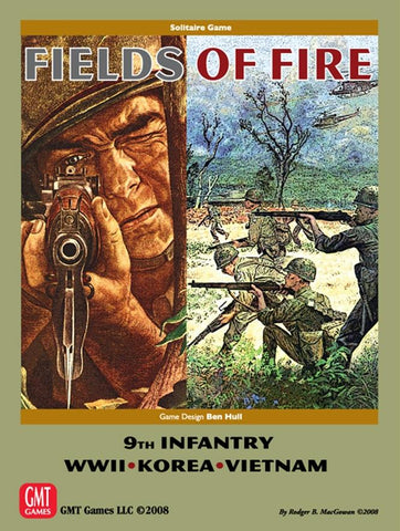 Fields of Fire Volume 1 (2nd ed): 9th Infantry WWII Korea Vietnam