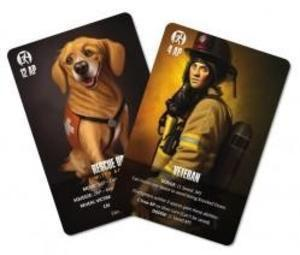 Flash Point: Veteran and Rescue Dog Pack