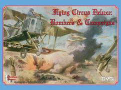 Flying Circus Deluxe: Bombers & Campaigns (Down in Flames WWI)