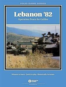 Folio Series: Lebanon '82 - Operation Peace for Gaillee