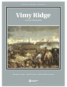 Folio Series: Vimy Ridge - Arras Diversion