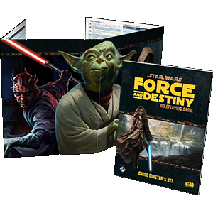 Star Wars: Force and Destiny GM's Kit