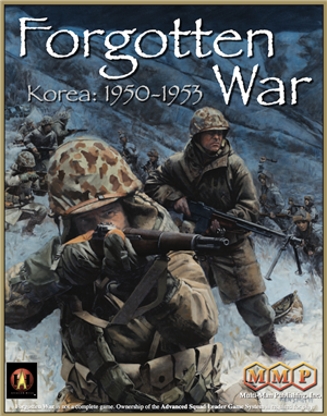 Advanced Squad Leader: Forgotten War Korea 1950-1953 - Leisure Games