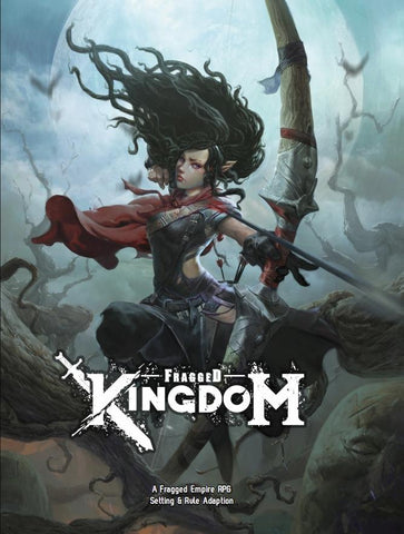 Fragged Empire: Fragged Kingdom + complimentary PDF