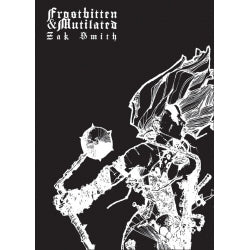 Lamentations of the Flame Princess: Frostbitten and Mutilated + complimentary PDF (expected in stock on 24th July)