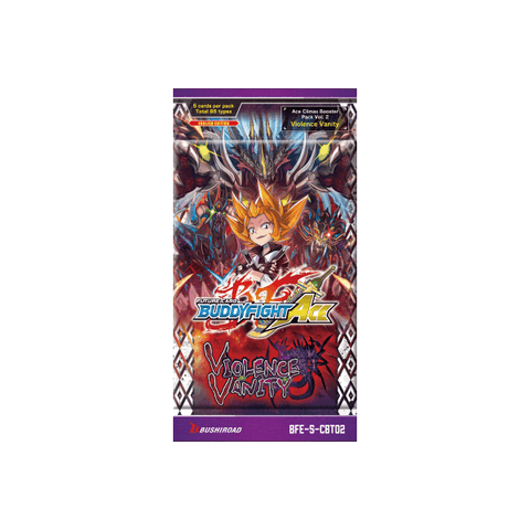 BFE Ace Climax Booster Pack Vol. 2 Violence Vanity