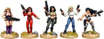 FW10 Babes with Guns