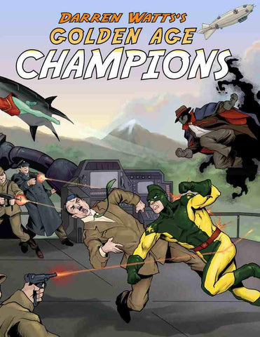 Golden Age Champions + complimentary PDF