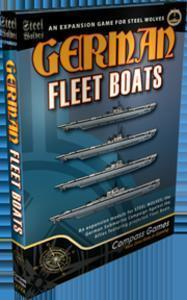 Steel Wolves: German Fleet Boats
