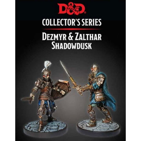 D&D Collector's Series Dungeon of the Mad Mage: Dezmyr / Zathar Miniature