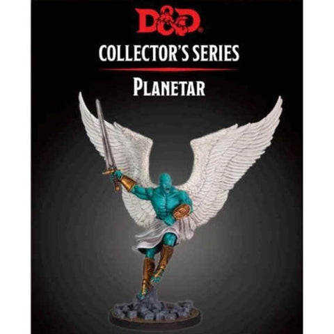 D&D Collector's Series Dungeon of the Mad Mage: Planetar Miniature