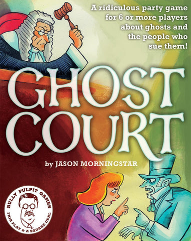 Ghost Court + complimentary PDF