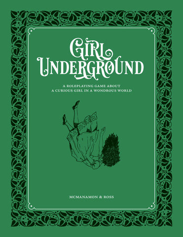 Girl Underground + complimentary PDF