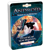 Genesys: Android - Shadow of the Beanstalk Adversary Deck: Citizens of New Angeles - pre-order