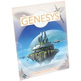 Genesys Game Master's Screen - pre-order (expected November 2019)