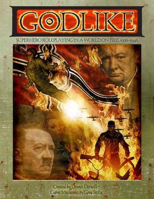 Godlike (softcover) + complimentary PDF