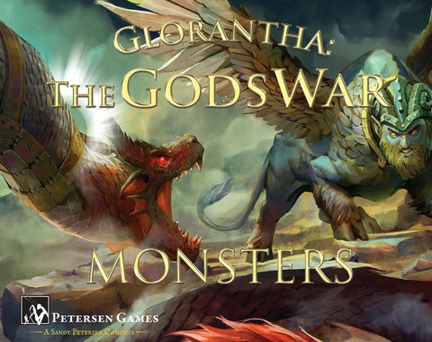 Glorantha: The Gods War - Monsters (expected in stock on 22nd July)