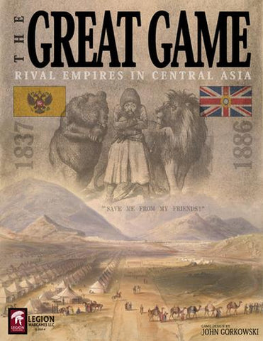 The Great Game: Rival Empires in Central Asia