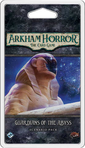 Arkham Horror The Card Game: Guardians of the Abyss - Leisure Games