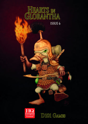 Hearts in Glorantha Issue 6