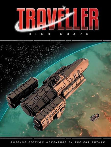 Traveller: High Guard + complimentary PDF