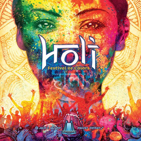 Holi: Festival of Colors (expected in stock on 8th December)