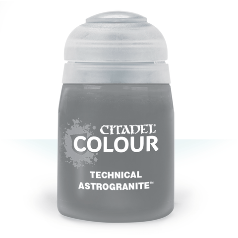 27-30: Technical: Astrogranite (24ML)