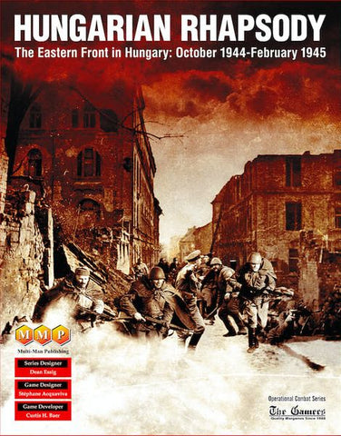 Hungarian Rhapsody: The Eastern Front in Hungary – October 1944-February 1945