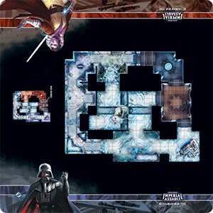 Star Wars Imperial Assault Skirmish Map: Nelvaanian Warzone