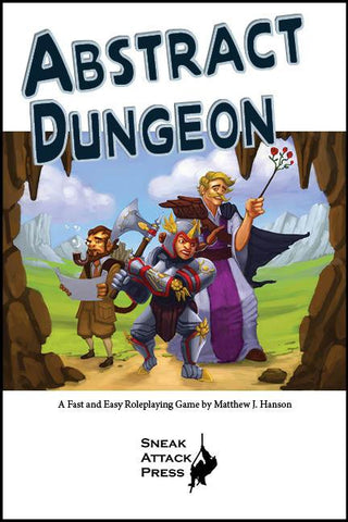 Abstract Dungeon - Leisure Games