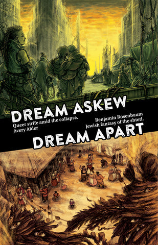 Dream Askew / Dream Apart + complimentary PDF (via online store)
