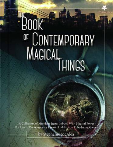 The Book of Contemporary Magical Things